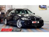 2009 59 BMW 3 SERIES 2.0 320D M SPORT BUSINESS EDITION TOURING 5D AUTO 175 BHP D