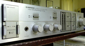 Pioneer A40 Non-switching integrated amp vintage