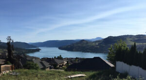 Spectacular Kalamalka lakeview lot for sale - Vernon BC