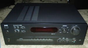 Stereo Components NAD Receiver Amp, CD Players, Speakers