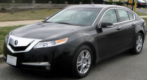 2009 Acura Sedan TL LOW K 103km