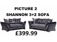 BRAND NEW DFS LEATHER OR FABRIC 3+2 OR CORNER SOFA + DELIVERY