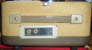 Used Vintage Sony TC-102 Reel-Reel Tape Recorder OHSC & Sony Mic West Island Greater Montréal image 3
