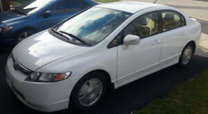 2007 Honda Civic Hybrid 1.3L IMA (PRIVATE SALE)