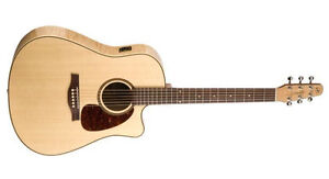 Hardly used, mint condition Seagull Acoustic
