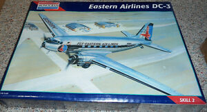 Monogram 1/48 DC-3 Eastern Airlines