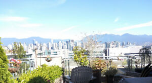 3 Bedroom Luxury Penthouse at Broadway/Cambie!