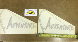 "LUND 10"" ADVENTURE DECAL"