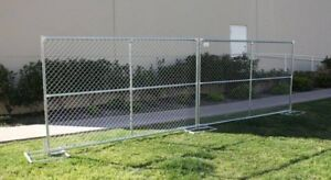 Chain Link Panels