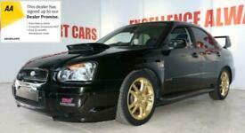 Subaru Impreza 2.0 * WRX * STI * Type UK 2.5 FORGED ENGINE!! SPECTACULAR CAR
