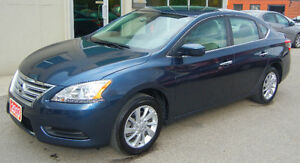2013 Nissan Sentra SV CVT Sedan WINTER WARRANTY SPECIAL