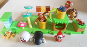 Toy Novelties Nintendo Mario Bros Toys lots, Sega