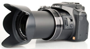 Panasonic Lumix FZ200 2.8 28-600mm all in one camera