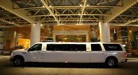 SUV Limo and Party Bus service! 604-727-0950