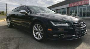 2013 Audi S7 Premium Plus MINT Condition