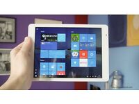 10 inch tablet with Samsung 2K display 10inches 64Gigs of storage 4GB RAM plus HDMI! intel
