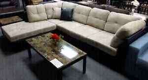 New Arrival! Special offer Sectional Sofa 2 Pillows Included