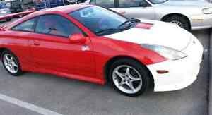 2002 Celica TRD Automatic(Rare)195k etested  $4300