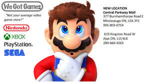 We Got Gamez Best Video Game Store in Mississauga