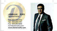 Buying and Selling Realtor (John Lui )