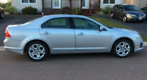 2010 Ford Fusion with Sunroof