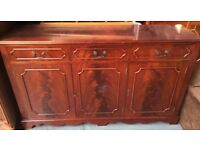 Lovely solid (heavy) sideboard