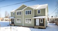 1/2 year old 3 bedroom for RENT in Moncton