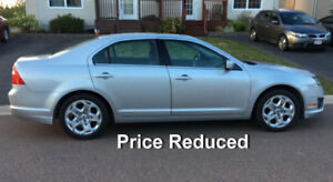 2010 Ford Fusion - Good Condition - New Winter Tires Included
