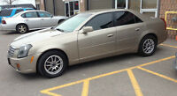 LOW MILEAGE CADILLAC CTS FOR SALE! CERT AND ETESTED!