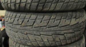 235/65/17 Passenger Tires at 75% tread 2 TIRES Federal Himalaya