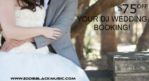 1st CHOICE PRO WEDDING DJ - BOOK NOW AND SAVE!
