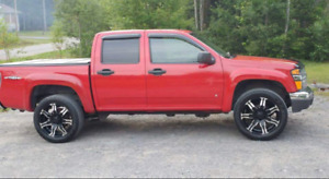 Gmc canyon 2006 sle 4x4