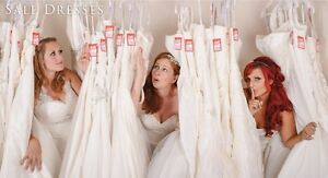 Wedding DRESS for EVERY BUDGET, New Gowns Right of the Rack!!!