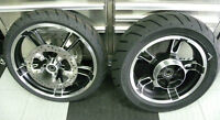 For Sale Brand New Harley Enforcer wheels from a 2015 $1800