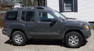 2007 Nissan Xterra SUV, Off-Road package