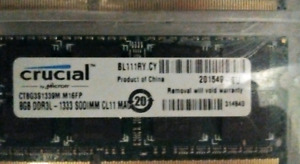 Crucial Memory Dual Pack By Micron.