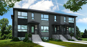 Maison Jumelée NEUVE à vendre ST-HUBERT