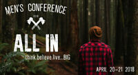 Men's Conference 'All In'