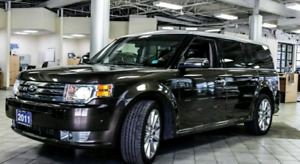 2011 *Certified* Ford Flex Ecoboost AWD Limited