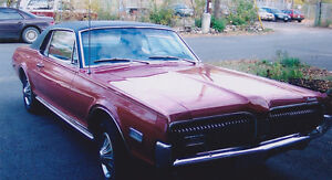 Classic 1968 Mercury Cougar for Sale