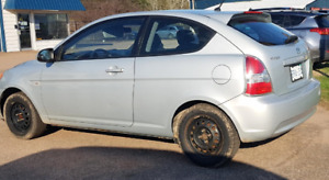 2008 HYUNDAI ACCENT FOR PARTS???