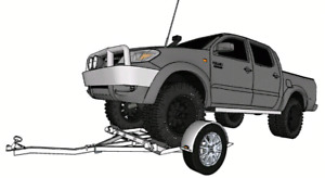 Car or Truck Dolly (new tires)