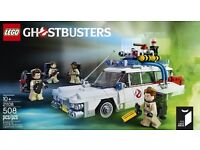 Lego ghostbusters set brand new sealed