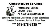 Computer Dog Repairs and Services...$40.00 Special