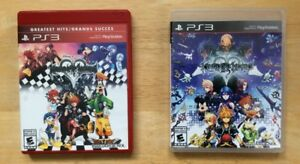 Kingdom Hearts 1.5 + 2.5 HD ReMIX (Playstation 3/PS3)
