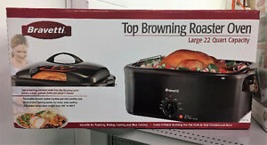 ROASTER OVEN & MORE