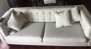 BRAND NEW BEAUTIFUL CANADIAN MADE COUCH