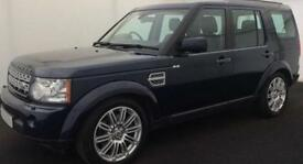 LAND ROVER DISCOVERY 4TD V6 7 SEAT XS HSE LUXURY GS 4 SE FROM £119 PER WEEK!