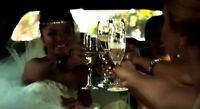 Wedding video (professional service) available now!