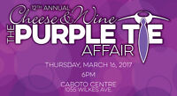 A Purple Tie Affair - Fundraiser for Osteoporosis Canada (MB)